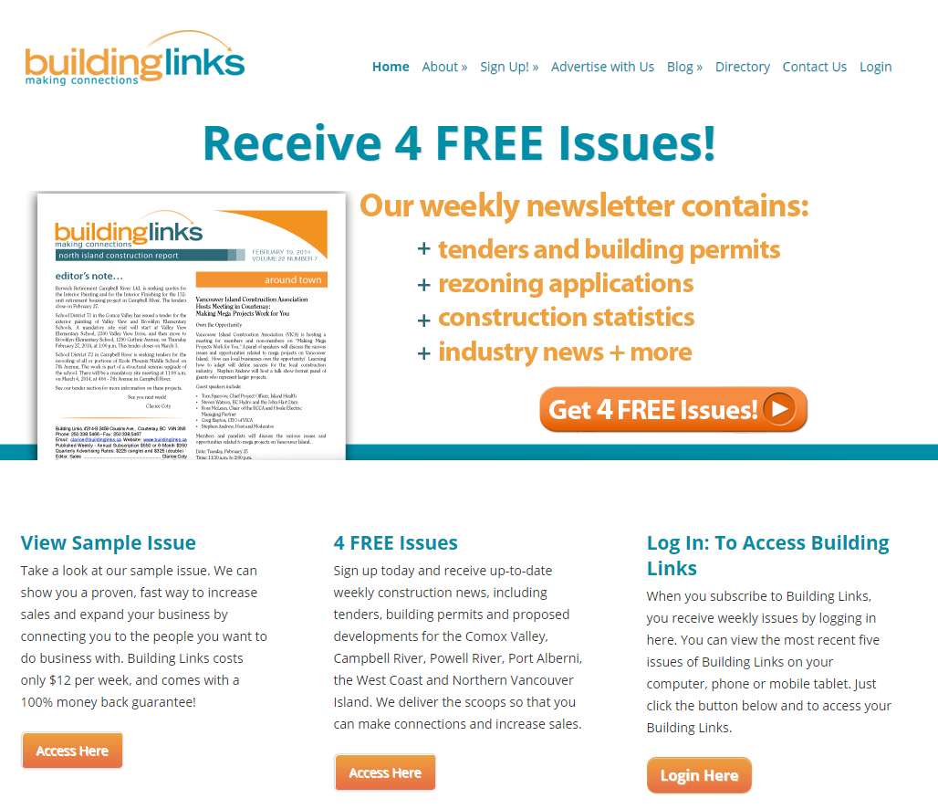 Buildinglinks.ca